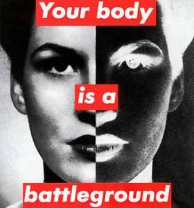 Tavo kūnas yra mūšio laukas