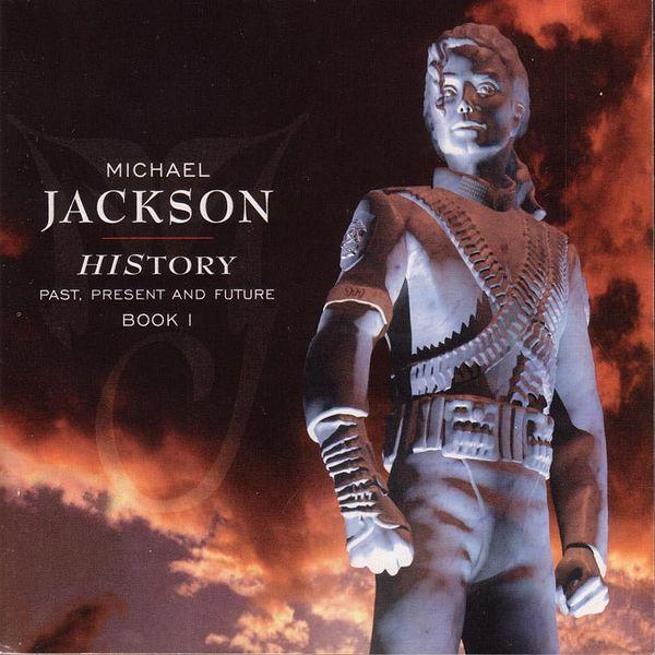 HIStory (1995). Invincible (2001)