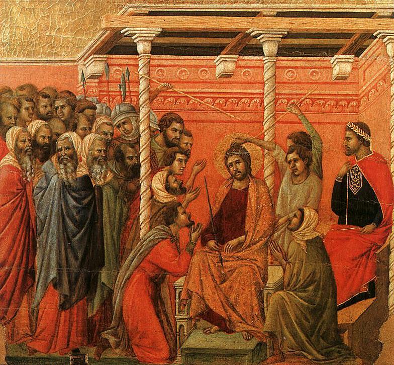 VELYKOS ISTORIJOJE (III): JĖZAUS TYLA